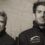 Команде-лидеру регаты Transat Jacque Vabre не повезло